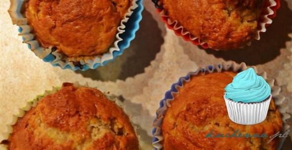 Muffiny z dyni