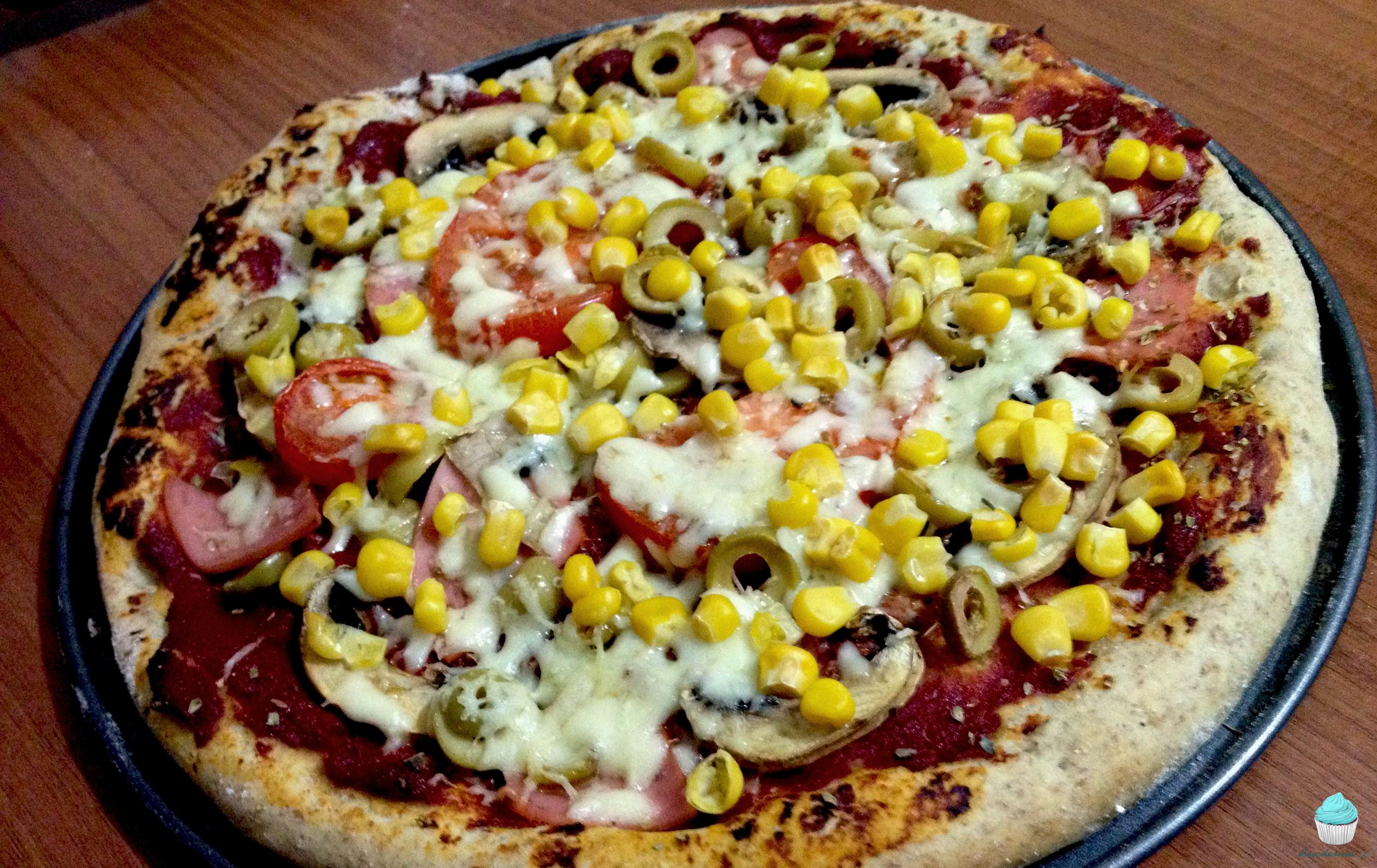 Światowy Dzień Pizzy – Pizza z mąki razowej