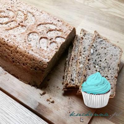 Chleb razowy na zakwasie