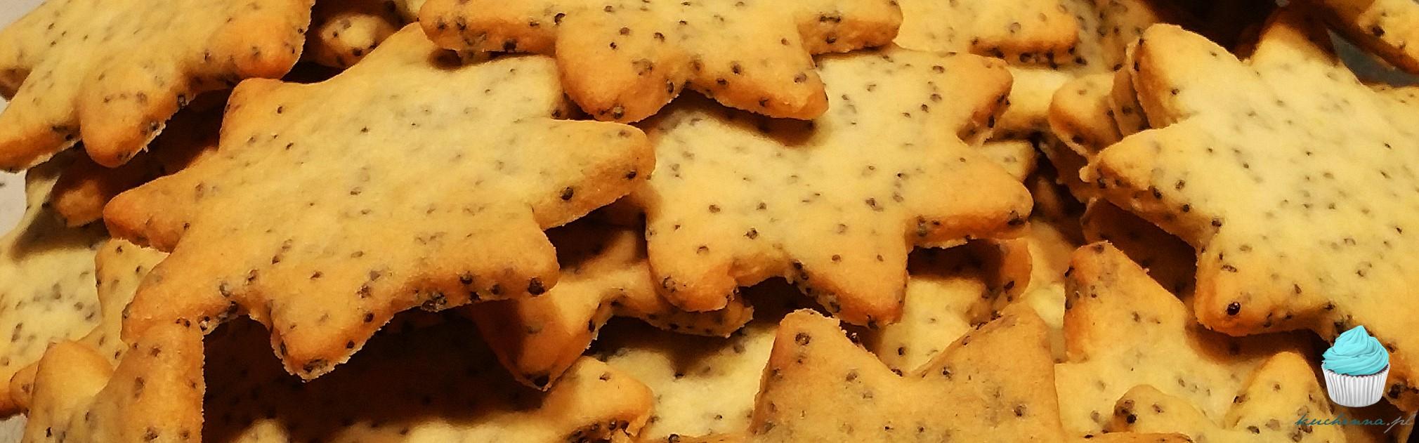 Ciasteczka z makiem